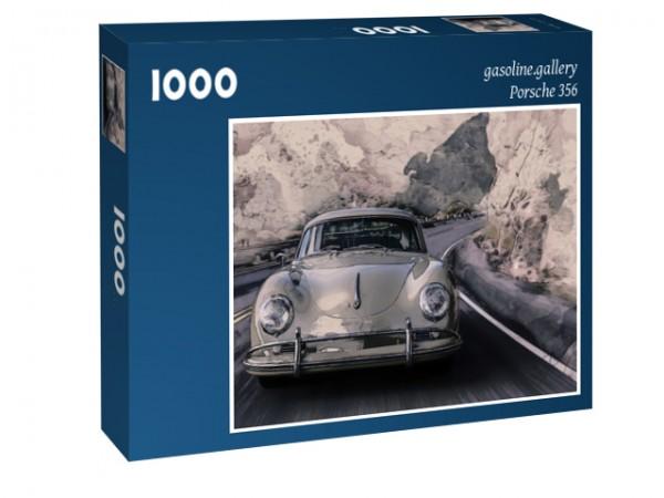 Puzzle Motiv: Porsche 356