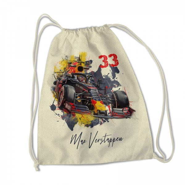 Backpack - Max Verstappen - Aston Martin - Red Bull - 2019