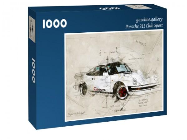 Puzzle Porsche 911 Club Sport