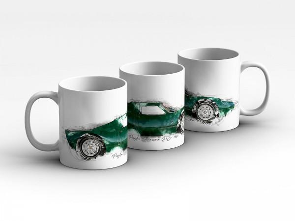 Tasse Motiv: Porsche 904 Carrera GTS - 1964 Kaffeebecher