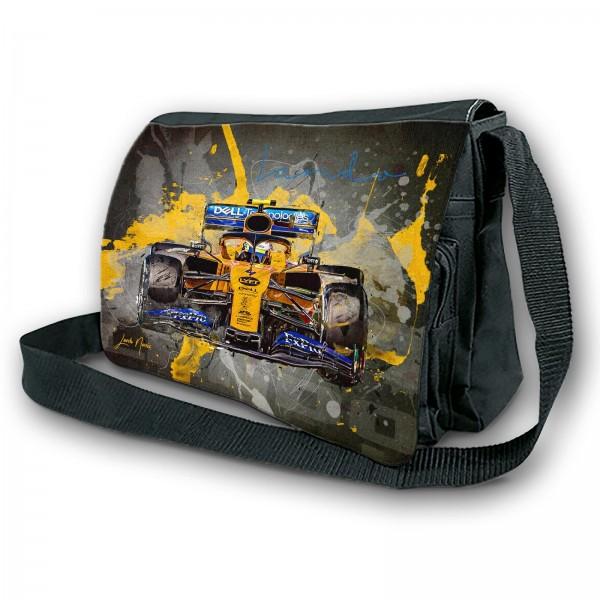 Schultertasche Motiv: Lando Norris - McLaren F1 Team
