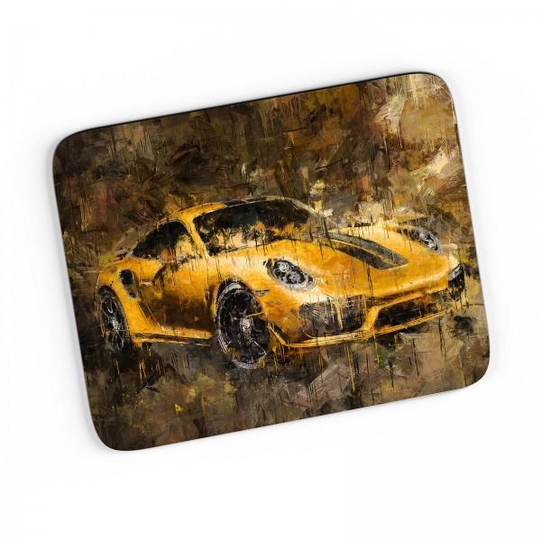 Artwork Mousepad Porsche 911 Turbo S exclusive series