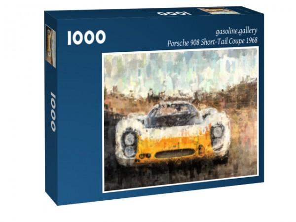 Puzzle Porsche 908 Short-Tail Coupe - 1968