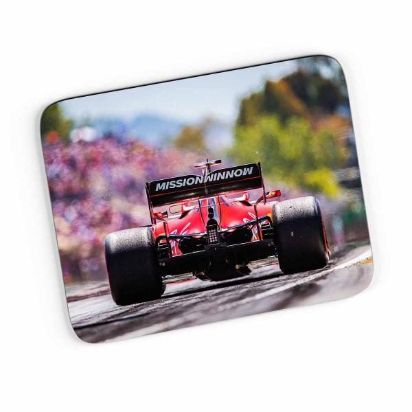 Artwork Mousepad - Formel 1 - Sebastian Vettel