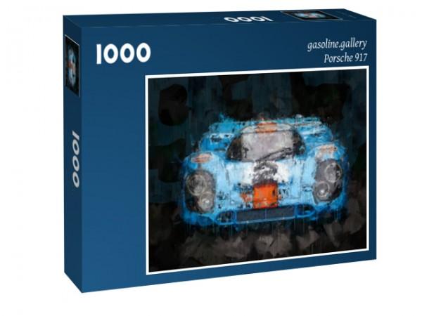 Puzzle Motiv: Porsche 917