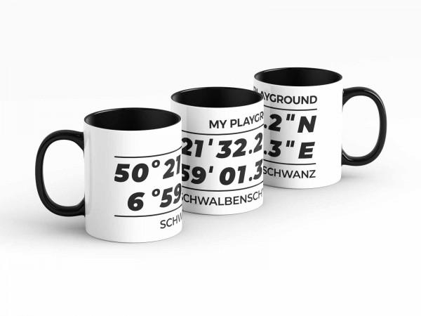 Tasse - My Playground - Schwalbenschwanz - Kaffeebecher