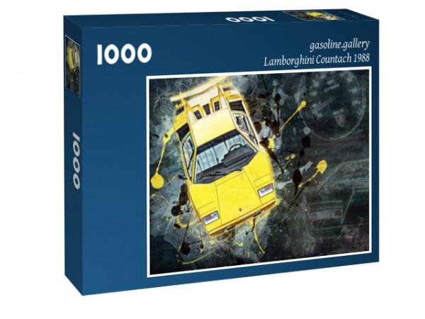 Puzzle Lamborghini Countach - 1988