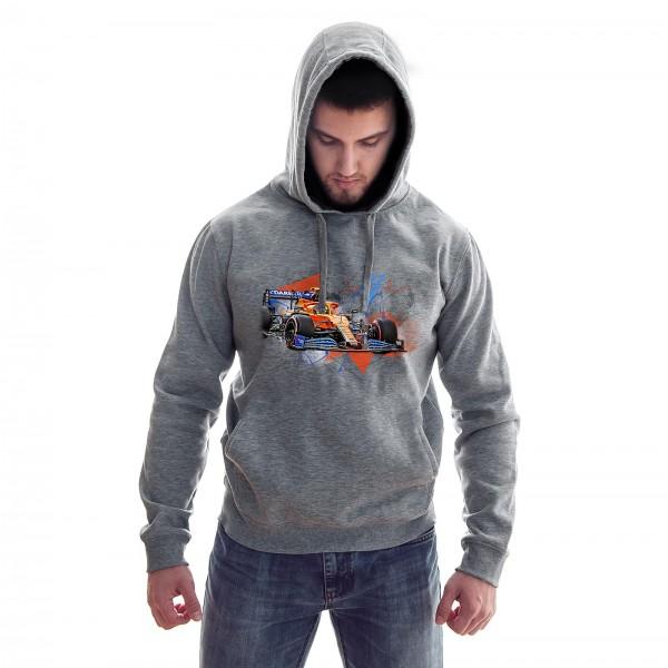 Hoodie Formel 1 - Lando Norris - 2020