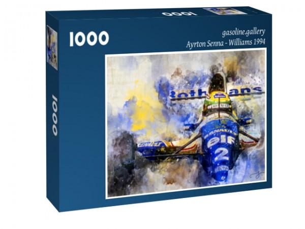 Puzzle Motiv: Ayrton Senna - Williams 1994 - Formel 1