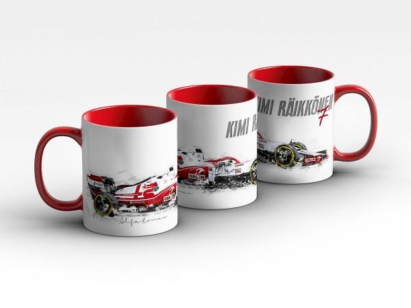 Mug - Kimi Räikkönen - Alfa Romeo Racing 2021