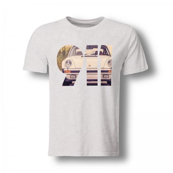 T-Shirt - Porsche Carrera Turbo - 1976