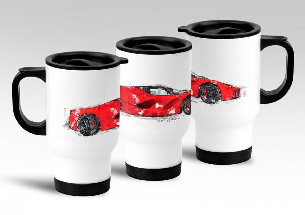 Thermobecher - Ferrari LaFerrari - 2014
