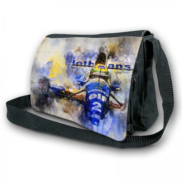 shoulder bag - Ayrton Senna - Williams - 1994