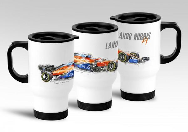 Thermo Mug - Lando Norris - McLaren F1 Team - 2020
