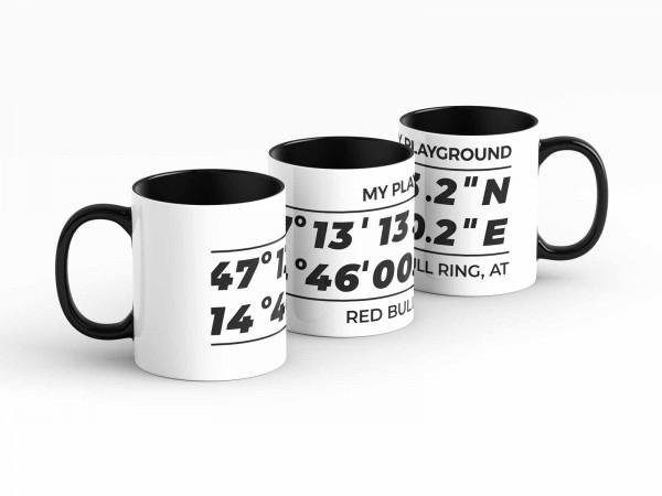 Mug - My Playground - Red Bull Ring