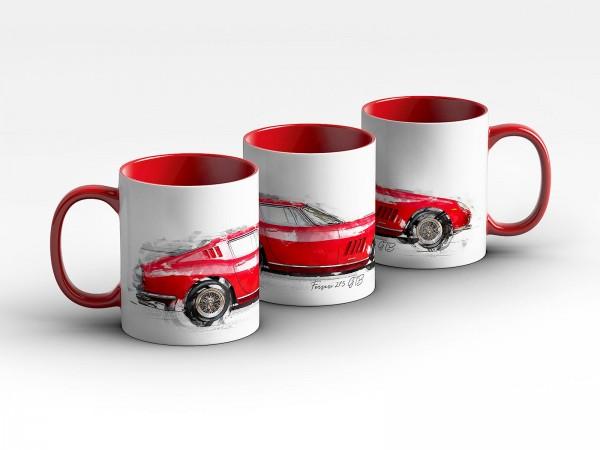 Tasse Motiv: Ferrari 275 GTB - 1964 Kaffeebecher