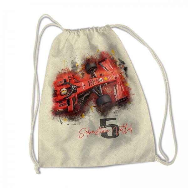 Backpack - Sebastian Vettel - Scuderia Ferrari Mission Winnow - 2019
