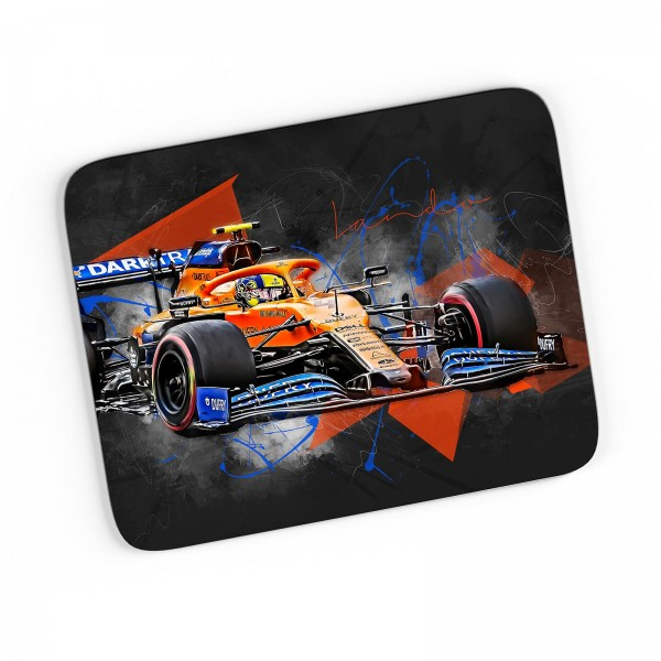 Artwork Mousepad - Lando Norris - 2020