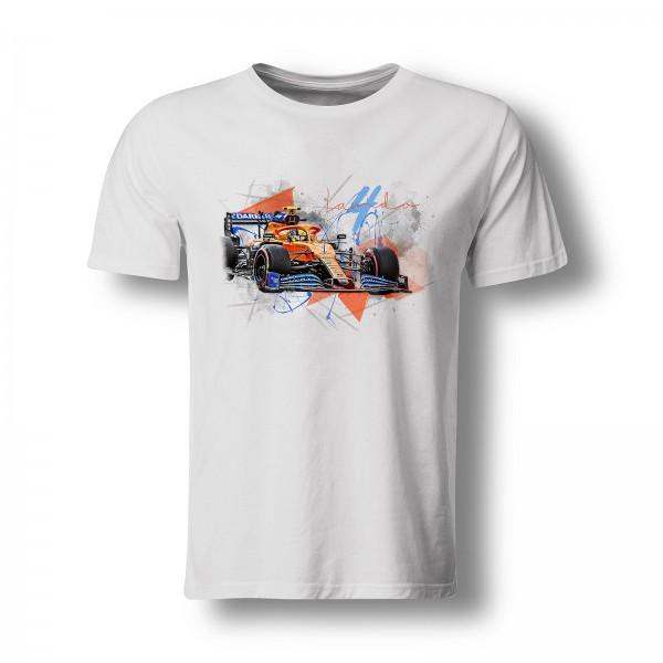 T-Shirt Formel 1 - Lando Norris - 2020