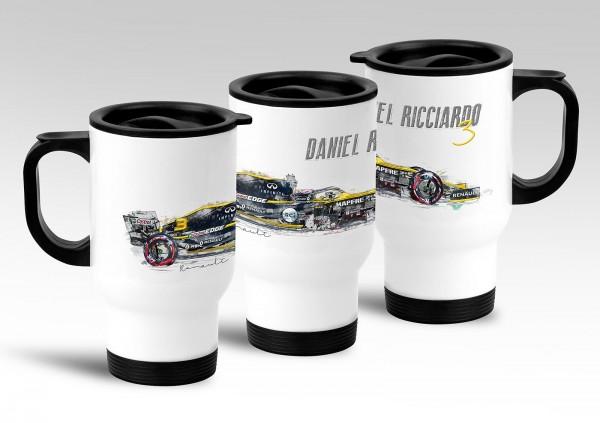 Thermo Mug - Daniel Ricciardo - 2019